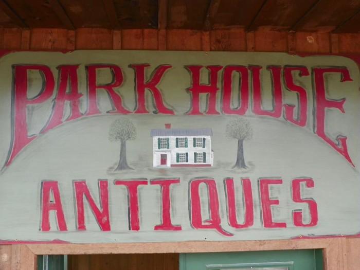 5) Park House Antiques - Greenville