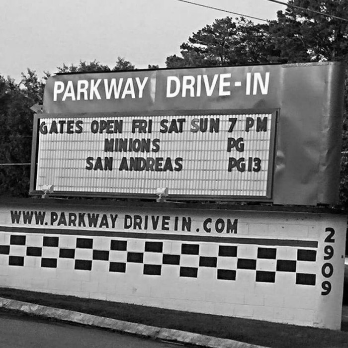 6) Parkway Drive-In - Maryville