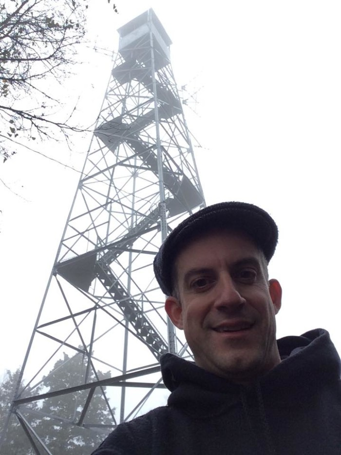 5. Parsons Mountain Fire Tower in Abbeville
