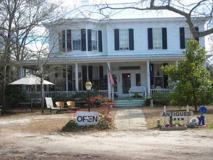 13. Pat's Corner Antiques, 315 Boatwright St Ridge Spring, South Carolina