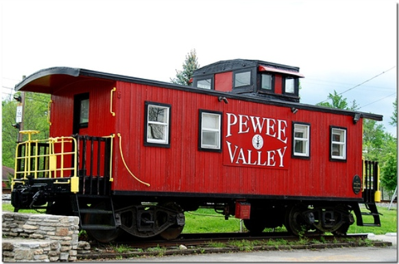 10) PeWee Valley