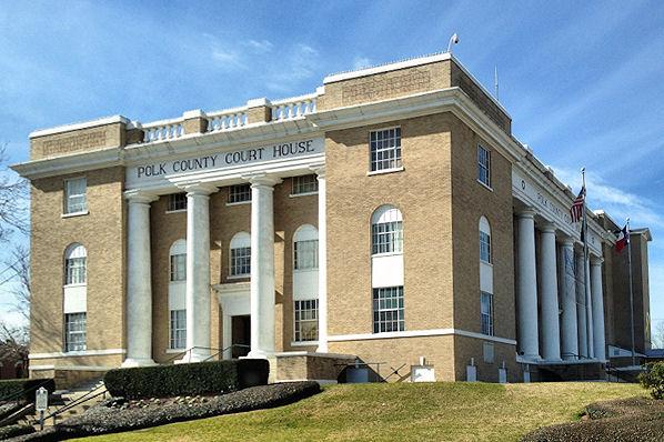 2) Polk County