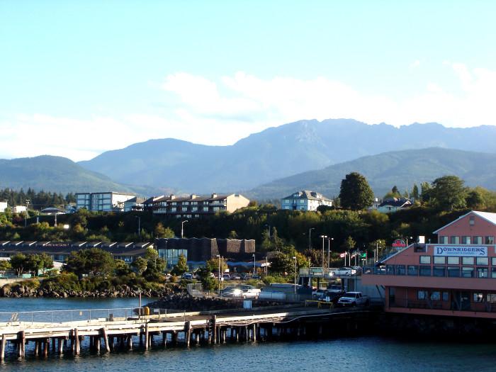 15. Port Angeles