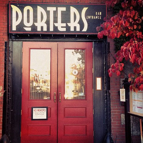 2) Porters - Dining At the Depot, Medford