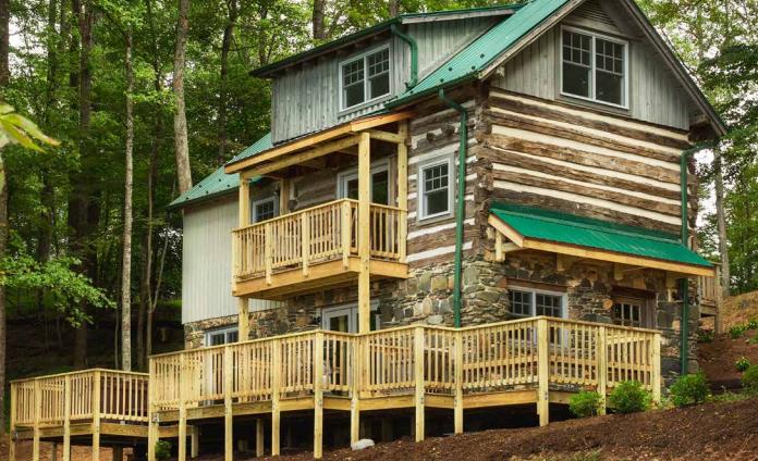 Primland Mountain Home
