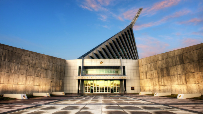 7.  Quantico and Triangle - A Military Stronghold