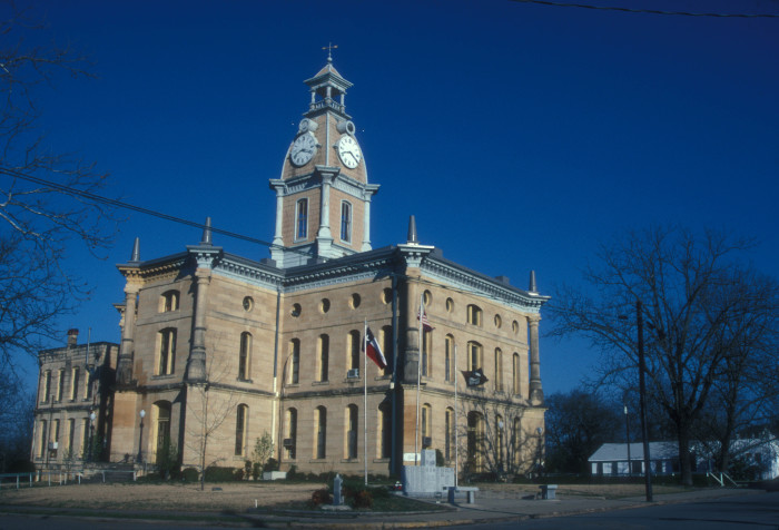 4) Red River County