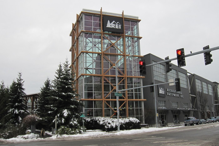 10. Hikers & campers all over the country wouldn't be able to pick up premium outdoor gear at REI had the company not first opened in Seattle in 1938!