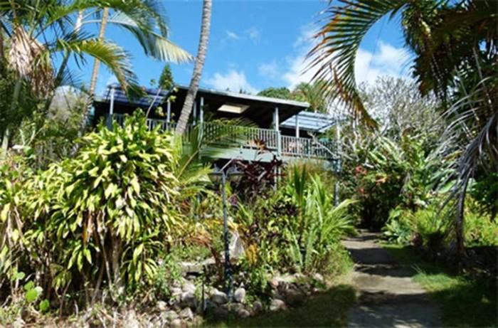 3) Rainbow Plantation Bed & Breakfast, Captain Cook