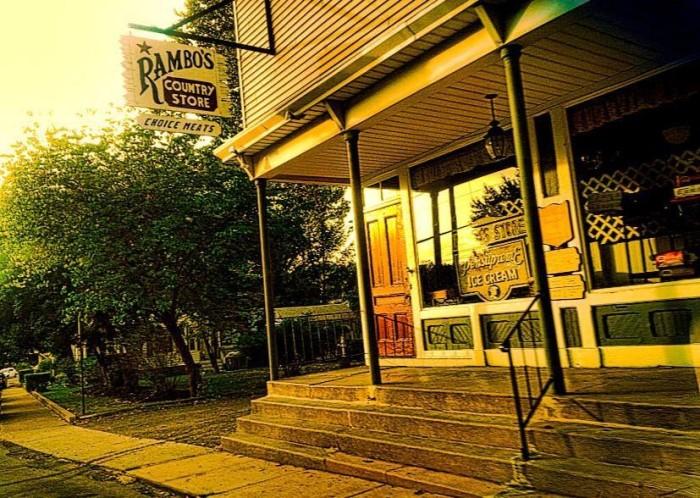 2. Rambo's Country Store, Califon