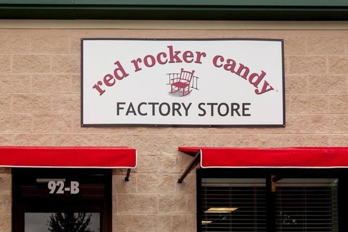 12. Red Rocker Candy, Troy