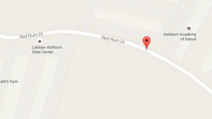 3. Red Rum Drive, Ashburn.