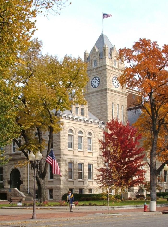 1. Riley County (Population: 71,115)