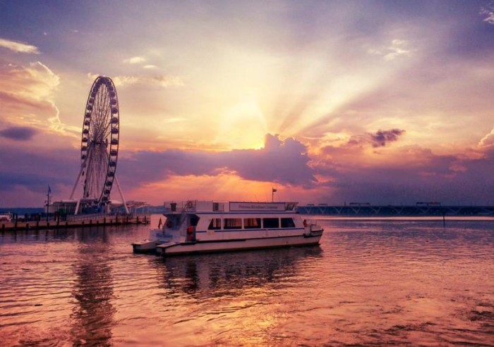 4. Go on a River Cruise.
