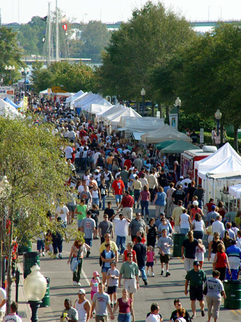 3. Wilmington Riverfest