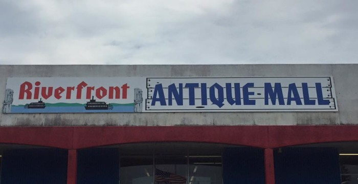 5. Riverfront Antique Mall, 5979 Jefferson Davis Hwy, North Augusta, SC 29841
