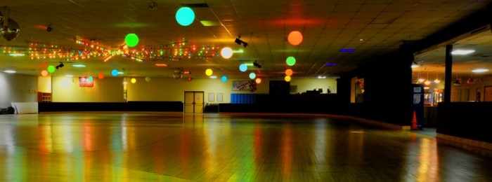 3) Roll Arena, Midland