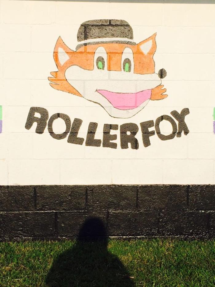 4) Roller Fox Skating Center, Ravenna