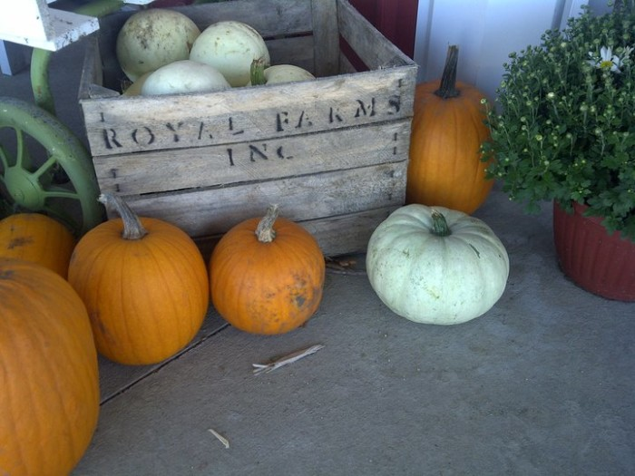 1) Royal Farms, Ellsworth