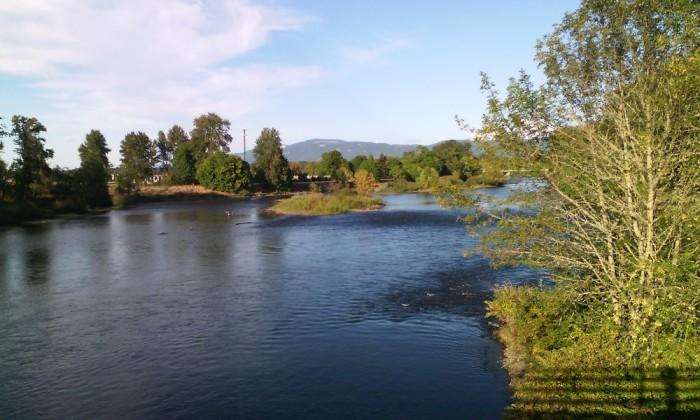 2) Ruth Bascom Trail, Eugene