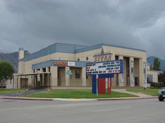 13) SCERA Center for the Arts, Orem
