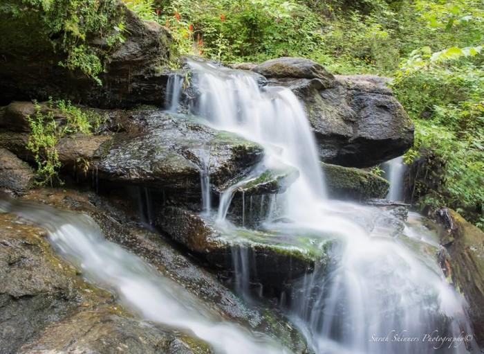 Isaqueena Falls Sc To Myrtle Beach