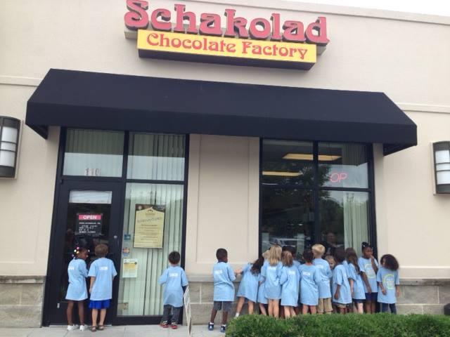 13. Schakolad Chocolate Factory, Virginia Beach / Arlington