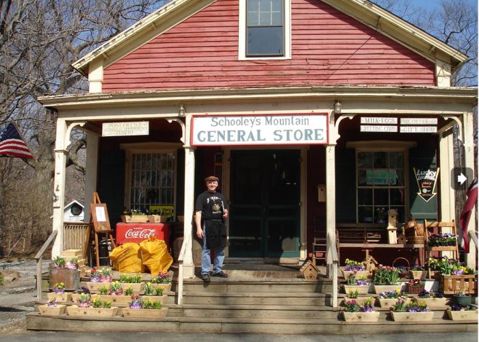 4. Schooley's Mountain General Store, Schooley's Mountain