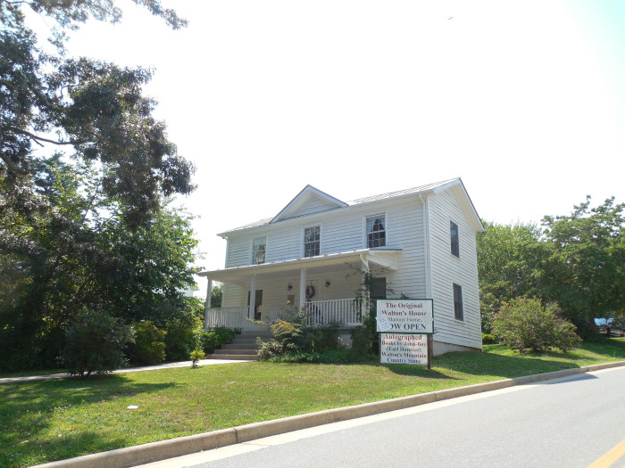 9. Schuyler - Home of the Waltons