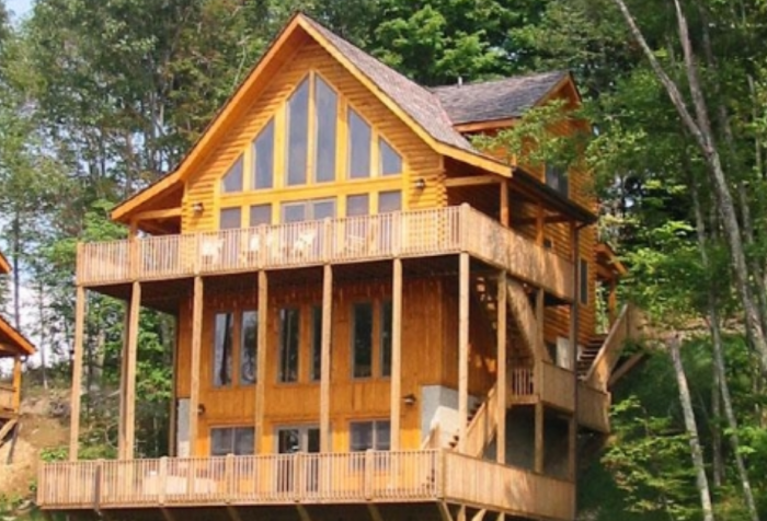 These 11 awesome cabins will give you an unforgettable stay for Asheville nc luxury cabin rentals