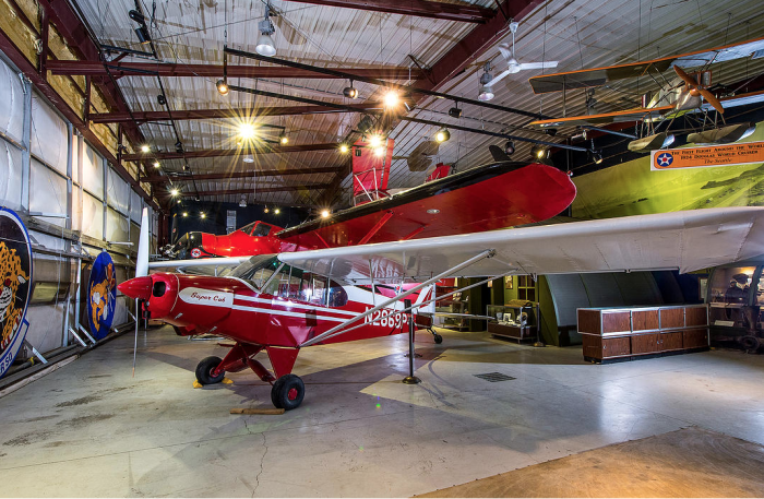 5) Alaska Aviation Heritage Museum in Anchorage