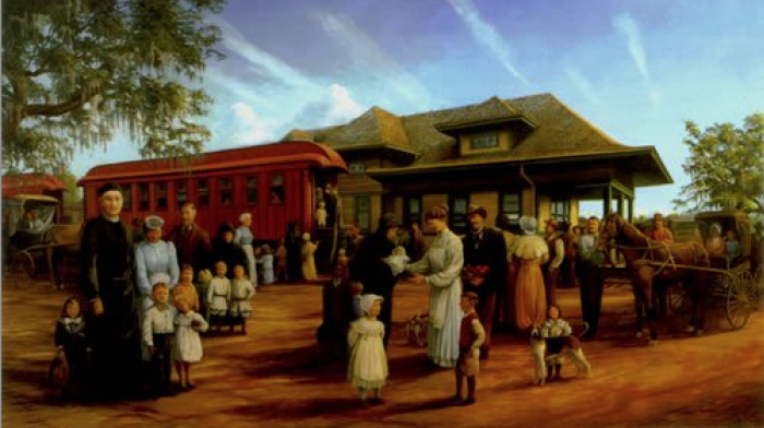 8) Louisiana Orphan Train Museum