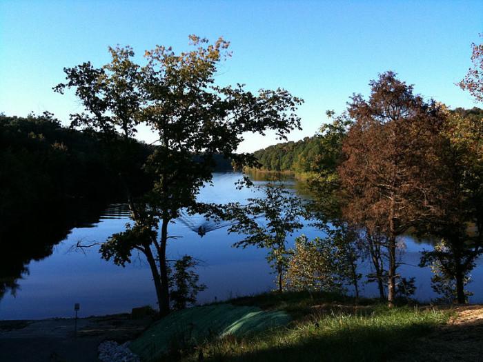 10. Shanty Hollow Lake