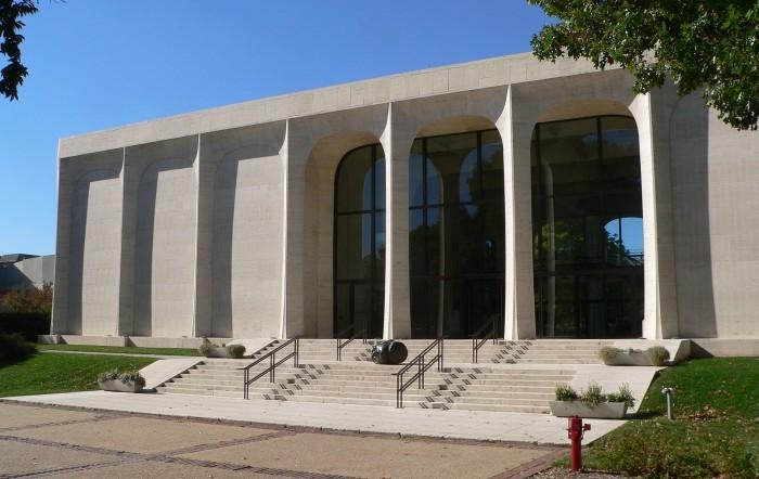 3. Sheldon Museum of Art, Lincoln