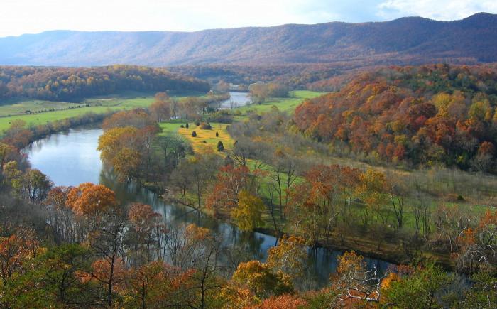 5. Shenandoah River State Park, Bentonville