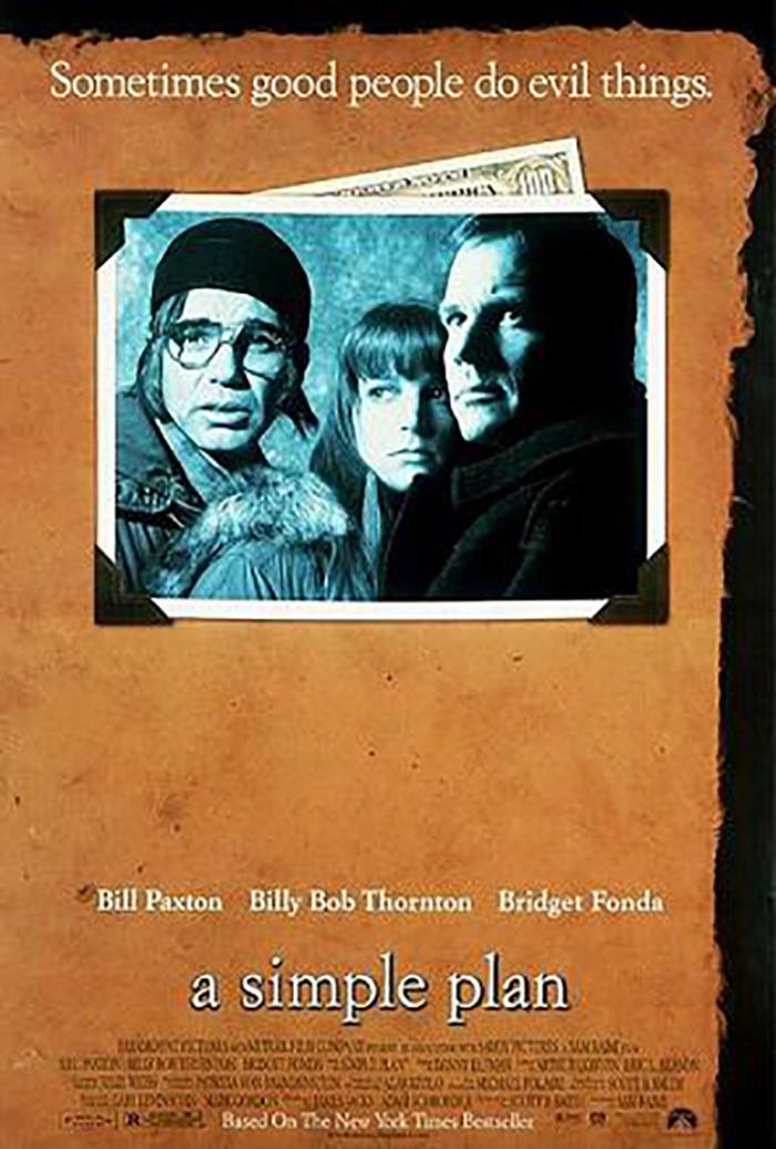 11. A Simple Plan (1998).