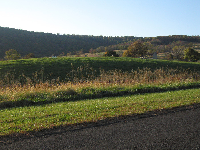 15. Wind your way through Sky Meadows State Park near Paris. Take Route 17 to State Route 710 to find the park's entrance.