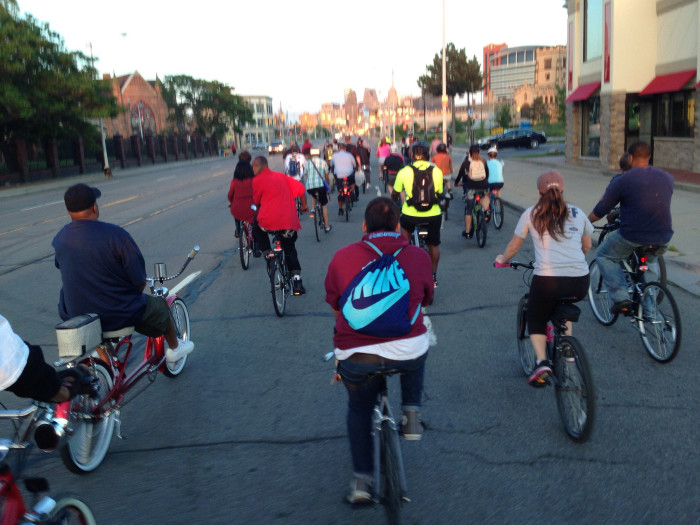 4) Join in the Slow Roll in Detroit