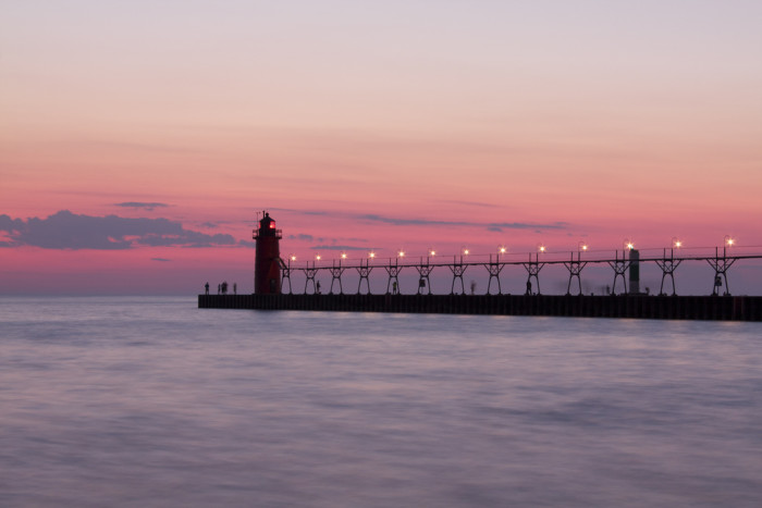 2) South Haven