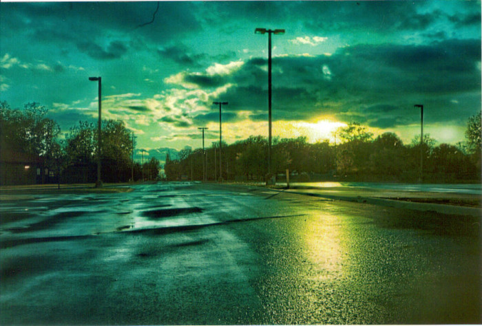 3) Stormy Season