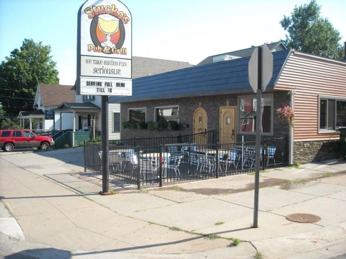 4) Stuckos Pub and Grill, Marquette