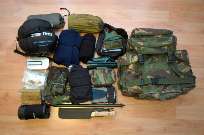 7. Have your survival kit ready. Virginia has plenty of outdoor supply shops that can help.