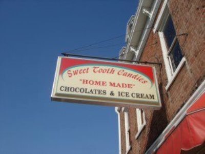 2) Sweet Tooth Candies