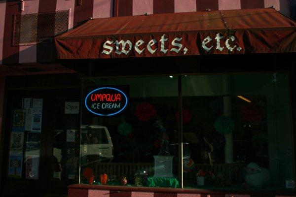 1) Sweets Etc., Portland