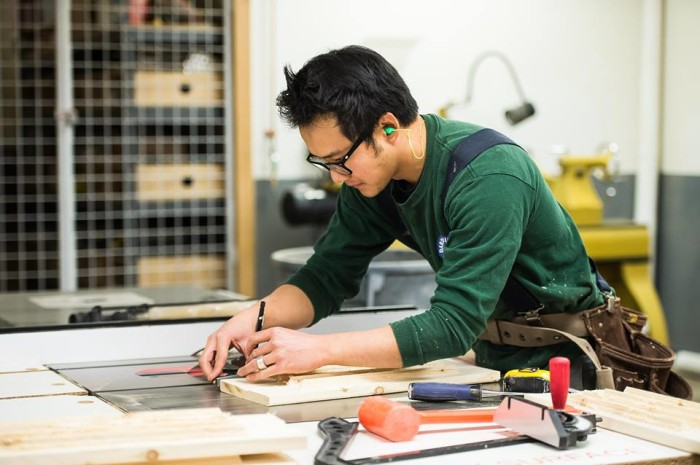 2. Do-It-Yourself Classes - from interior design to auto mechanics