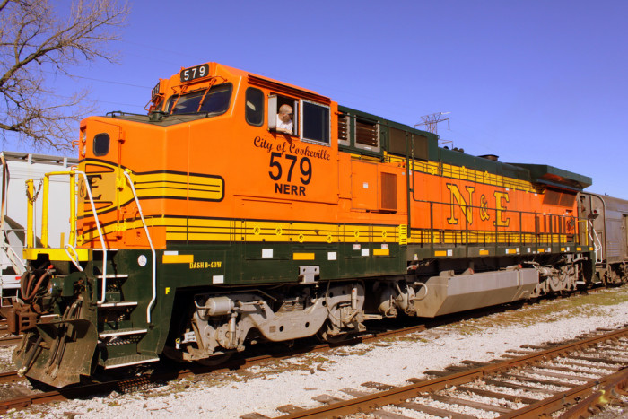 2) Tennessee Centrail Railway