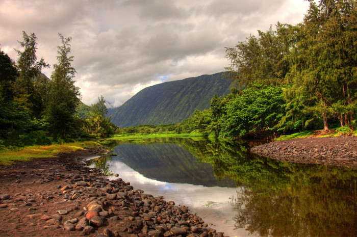 10) The Big Island's Waipio Valley is absolutely stunning – but almost doesn't even look like Hawaii.
