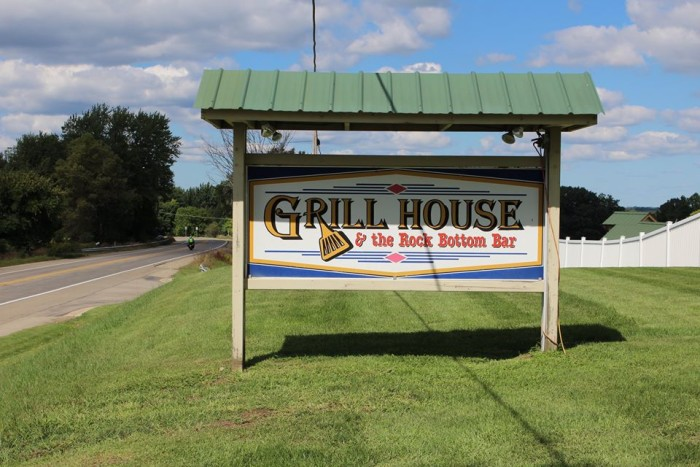 7) The Grill House, Allegan