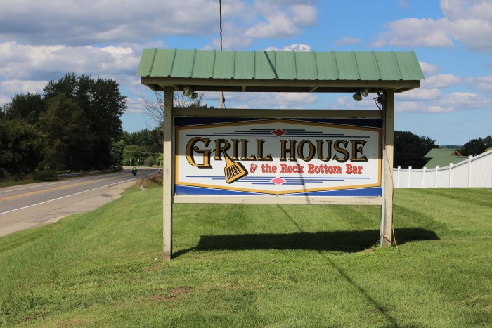 2) The Grill House, Allegan