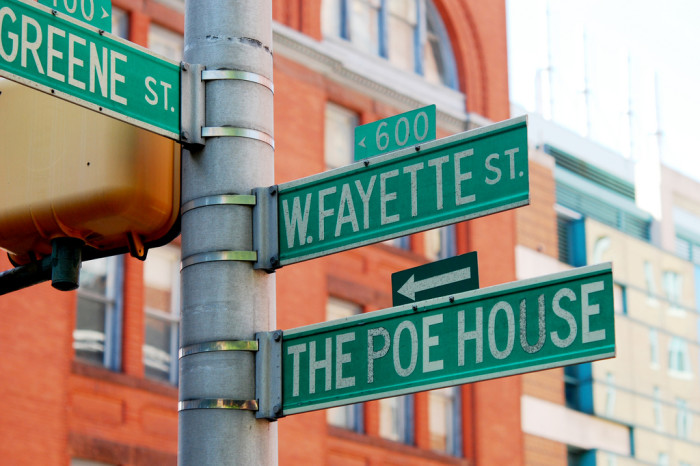 17. The Poe House, Richmond